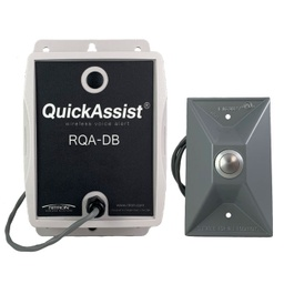 Ritron RQA Quick Assist Wireless Door Bell - VHF, UHF, MURS