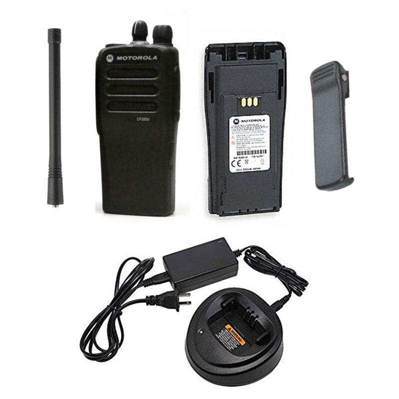 [AAH01JDC9JA2AN] Motorola AAH01JDC9JA2AN CP200d Analog/Digital VHF 16 Channels