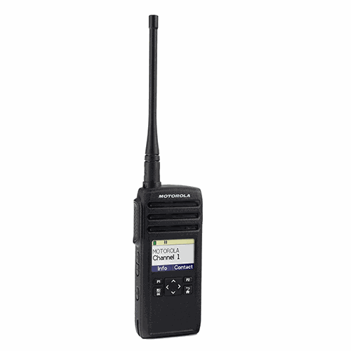 [DTS150NBDLAA] Motorola DTR700 Digital License Free 2-Way Radio